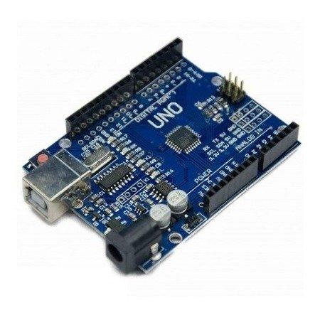 UNO R3 CH340 Atmel ATMega328 16MHz - kompatybilny z Arduino UNO