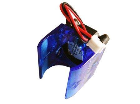 Wentylator 3010 wraz z uchwytem do metalowej głowicy drukarki 3D