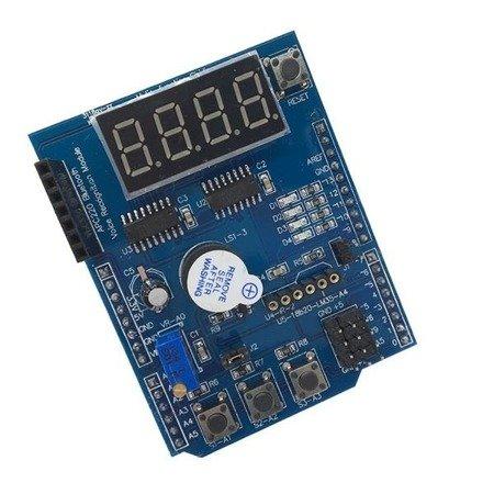 Wielofunkcyjny Shield do Arduino - Uno R3 - Mega2560