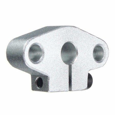 Wspornik końcowy wałka liniowego CNC - SHF8 - 8mm