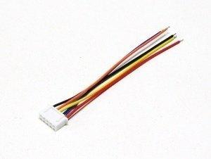 Wtyk balancera XH 5S z przewodem - Złącze balancera 6 Pinów