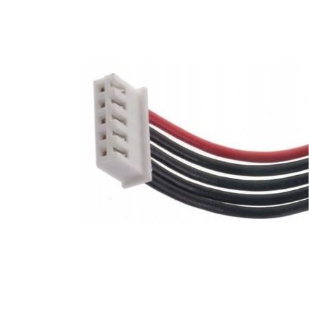 Wtyk balansera XH 4S z przewodem - Złącze balancera 5 Pinów
