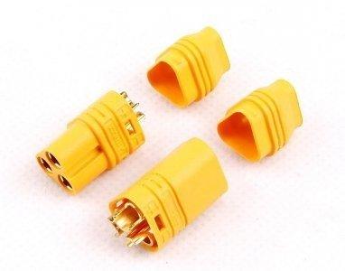 Wtyki MT30 -  Konektor wysoko prądowe mini złącze ESC - Silnik