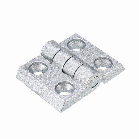 Zawias do profili aluminiowych 2020 - M5 - V-SLOT, T-NUT - łącznik