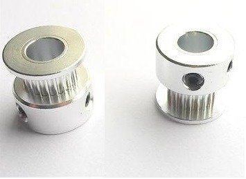Zębatka GT2 20 zębów 8mm - Drukarka 3D RepRap 3D CNC
