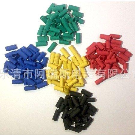 Zestaw 500 szt rurek termokurczliwych - 3x10mm - rurka termokurczliwa