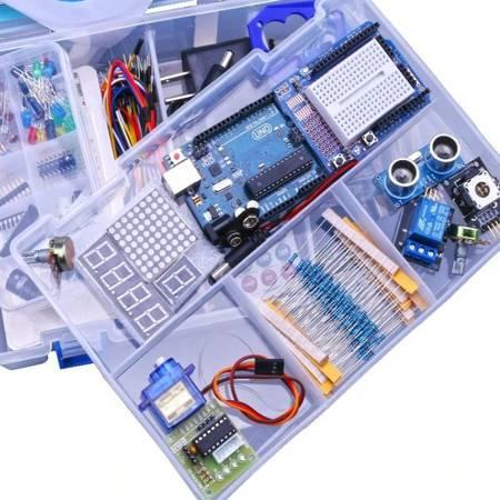 Zestaw startowy UNO XXL-1 - Starter Kit UNO R3 - Zgodny z Arduino